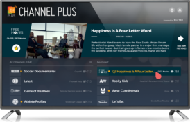 XUMO » Channel Plus, Exclusively Powered by XUMO
