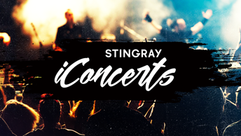 Stingray iConcerts
