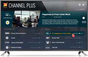 Channel Plus (Home) powered by XUMO