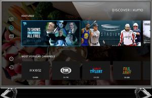 XUMO for smart TVs