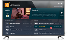 XUMO » XUMO-Powered <b>Channels</b> for LG smart TVs